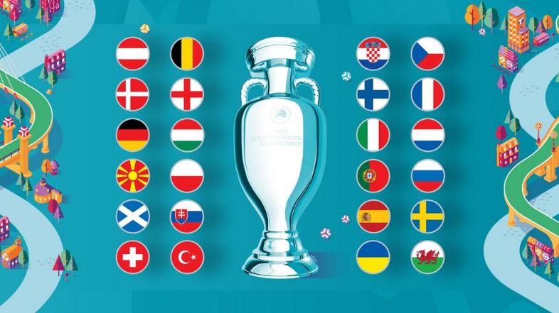 ставки на перемогу на ЄВРО 2020/21